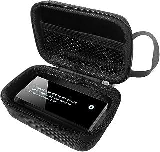 FitSandハードケースfor Keepkey The Simple Cryptocurrencyハードウェア財布、旅行Zipper Carry EVAハードボックス