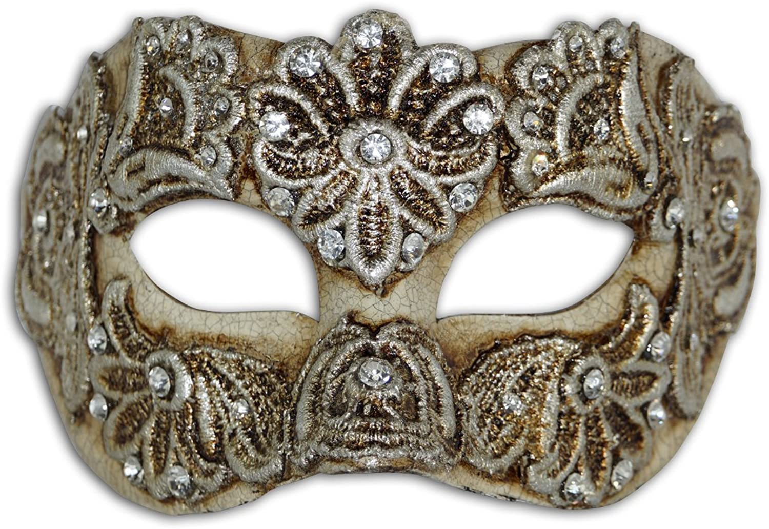 Venetian Eye Mask Colombina Mac for Women