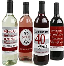 Best ideas for 40th wedding anniversary gifts Reviews