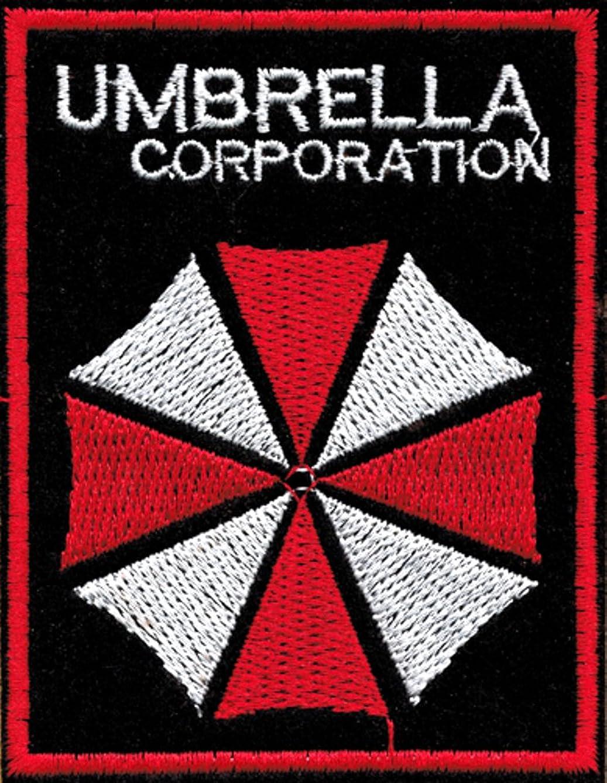 Resident Evil UMBRELLA CORPORATION Name and Logo 3 1/2