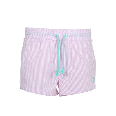 Champion Seersucker Shorts (Ice Cake) Women