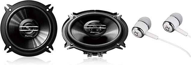 "$27 » Pioneer TS-G1320S 500 Watts Max Power 5-1/4"" 3-Way G-Series Coaxial Full Range Car Audio Stereo Speakers (Renewed)"