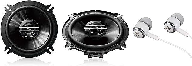 "$27 » Pioneer TS-G1320S 500 Watts Max Power 5-1/4"" 3-Way G-Series Coaxial Full Range Car Audio Stereo Speakers (Renewed)"
