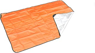 SE EB5982OR Survivor Series Extra Heavy-Duty Thermal Reflective Emergency Blanket