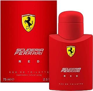 Ferrari Red by Ferrari for Men - 2.5 Ounce EDT Spray