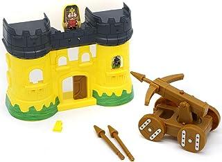 Little Treasures Castle Siege Play Set with Spear Launcher Fortress Castle Set
