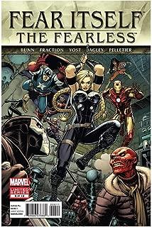 Fear Itself Fearless #6