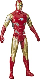 Marvel Avengers Titan Hero Series کلکسیونی 12 اینچ مرد آهنی شکل ، اسباب بازی برای سنین 4 و بالاتر