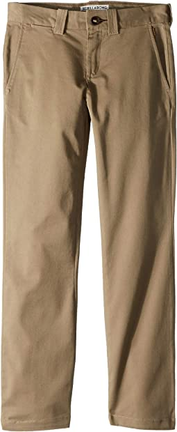 Carter Stretch Chino Pants (Big Kids)