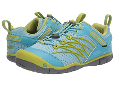 Keen Kids Chandler CNX (Little Kid/Big Kid) (Petit Four/Chartreuse) Girl
