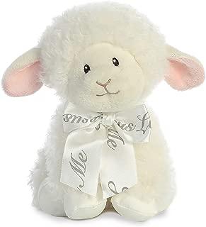 Aurora Baby Blessings Plush, Lamb