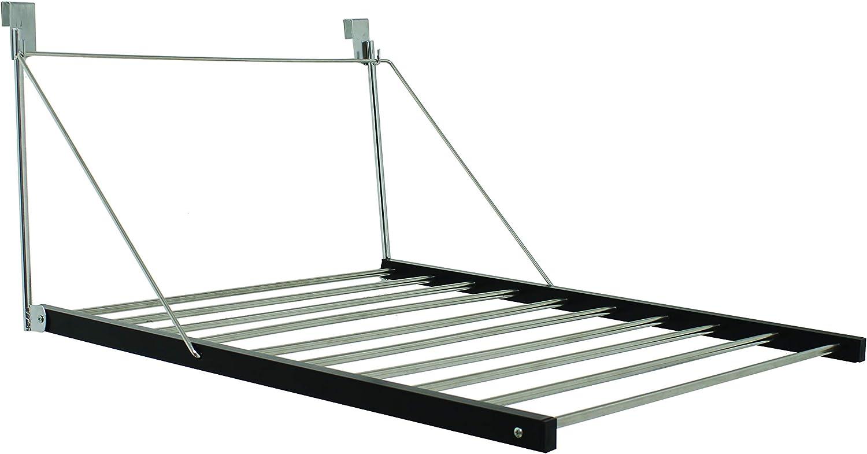 GreenWay 1 year warranty Stainless Steel Rack Drying Over-The-Door Soldering