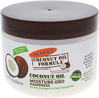 Palmer's Coconut Oil Formula Moisture Gro Hairdress, 8.8 Ounces (Value Pack of 6)
