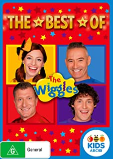 The Wiggles: Best of Wiggles (DVD)
