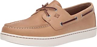 Men's Cup 2-Eye Leather Boat Shoe