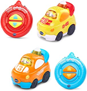 VTech Go! Go! Smart Wheels Speedway RC SmartPoint Racer 2-Pack