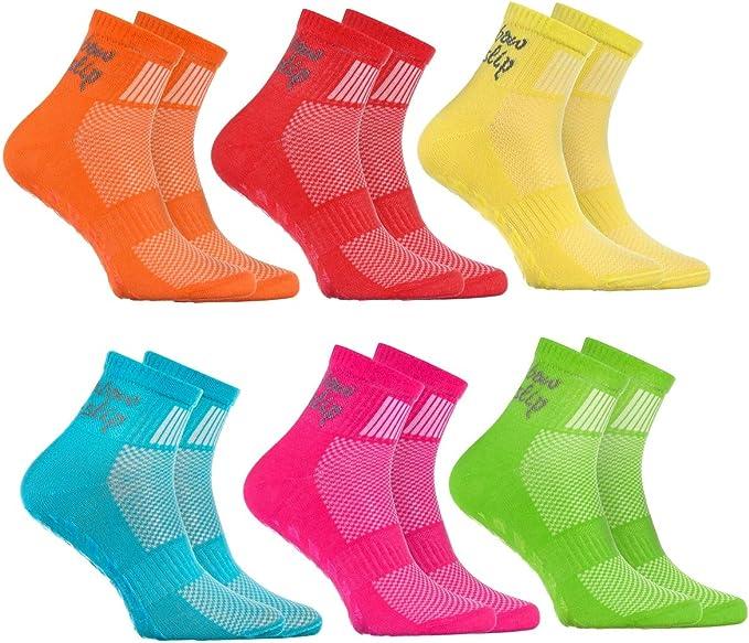 1109 opinioni per Rainbow Socks- Ragazza Ragazzo Sportive