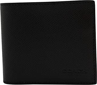 Best coach trifold wallet in crossgrain leather Reviews