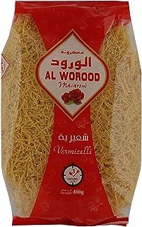 AL WOROOD Macaroni Vermicelli 400 g