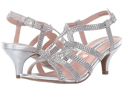 Steve Madden Kids JAmour (Little Kid/Big Kid) (Silver) Girls Shoes