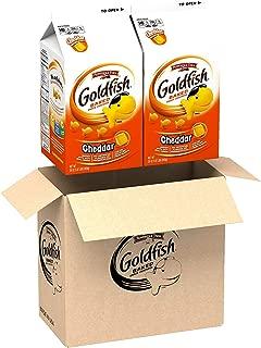 Cheddar Crackers, 60 oz. Box, 2-count 30 oz. Cartons, New Taste