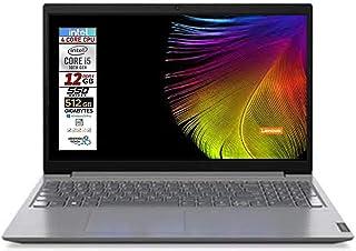 Notebook Lenovo SLIM SSD, Intel i5 di 10th GEN. 4 Core, SSD da 512 Gb, 12Gb DDR4, Display Full Hd da 15,6 Antiglare, webca...