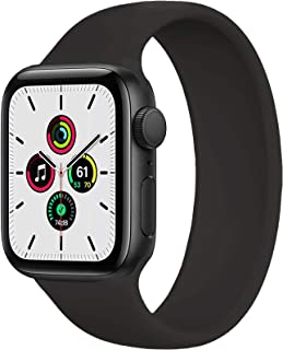 WAAILU Solo Loop Band Compatible with Apple Watch SE Series 6 Bands 38mm 40mm 42mm 44mm, No Clasps or Buckles, Stretchable...