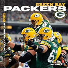 Green Bay Packers 2021 12×12 Team Wall Calendar PDF