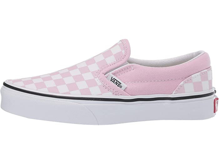 pink slip on vans kids