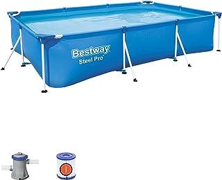 Bestway Pool Set Steel Pro 300X201X66Cm