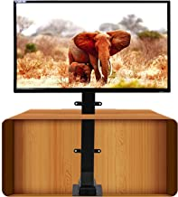 CO-Z Motorized TV Mount Lift for 32 Inches to 65 Inches TVs Height Adjustable up to 57 Inches with Remote Controller