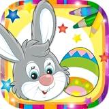 Malen Sie an das Osterei – Das Ei dekorieren und Kaninchen anmalen