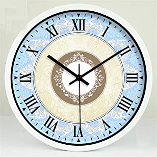 Stylish Silent Wall Clock Home Kitchen Office Living Room Nuevo reloj decorativo de Silencio reloj de