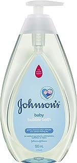 Johnson's Baby Bubble Bath 500mL, 16.9 fl.oz