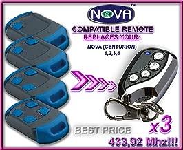 Best centurion remote control Reviews