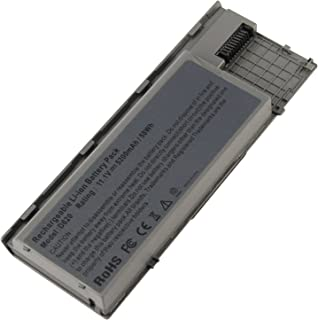 ARyee 5200mAh 11.1V Battery Laptop Battery Replacement for Dell Latitude D620 D630 D630c D630N D631 D631N D830N Precision ...