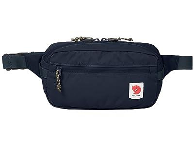 Fjallraven High Coast Hip Pack (Navy) Bags