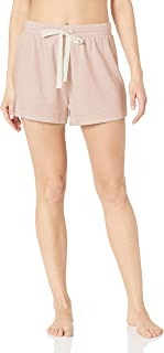 Amazon Essentials Women's Shorts Black S (Manufacturer Size: S)