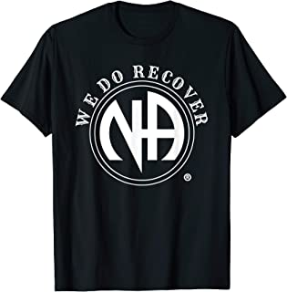 We Do Recover Narcotics Anonymous T Shirt Men Women Gift