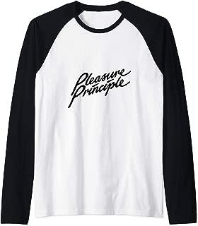 Pleasure Principle - Different Sleeve Colors Raglan Baseball Tee