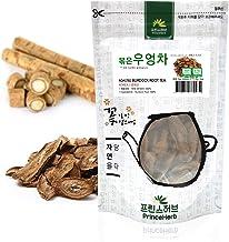 [Medicinal Korean Herb] Roasted Burdock Root Tea (Niubangcha/우엉 차) Dried Bulk Herbs 4oz (113g)