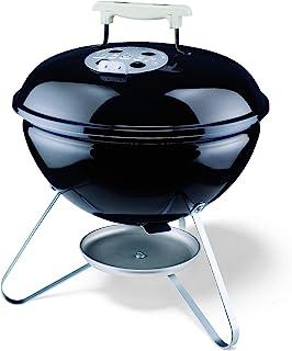 Weber 10020 Smokey Joe 14-Inch Portable Grill,Black