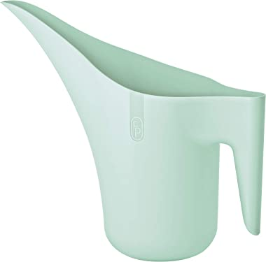 Pelican Watering Can, Modern Elegant Design, Perfect for House Plants and Flowers, 1.2 L (Dusty Mint)