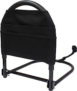Stander Bed Rail Advantage Traveler - Portable Folding Travel Bed Safety Rail + Elderly Assist Handle + Bariatric Support ...