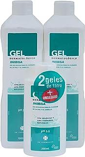 Geles Inibsa - Gel de ducha para el cuidado de la piel y el