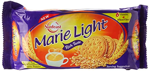 Sunfeast Marie Light, 200g