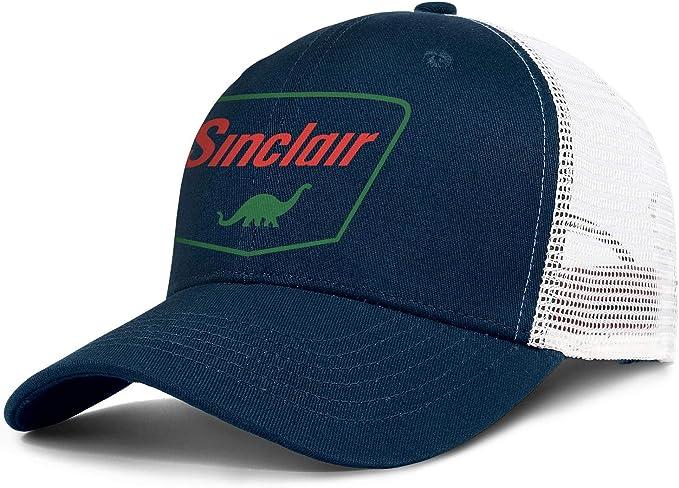SINCLAIR DINO Gasoline Logo Hat Cap Oil Dinosaur