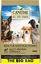 dog food shipping canada