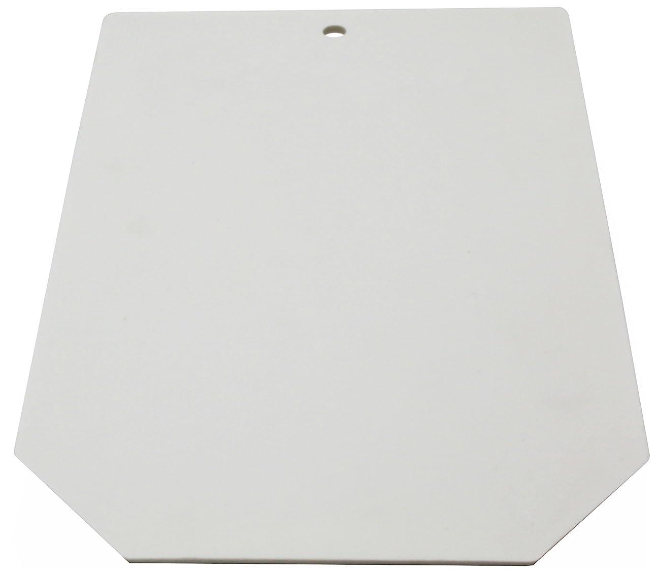 時々時々ありそう並外れてSK11 プラスチック盛板 260×180×45mm ハンド型 大