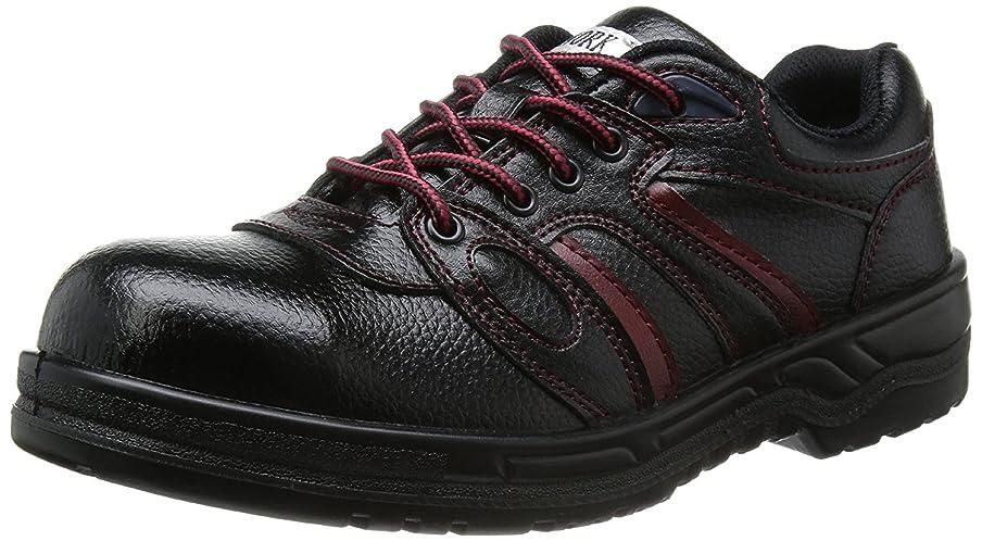 分岐する泥沼風景おたふく手袋/安全シューズ短靴タイプ/JW-750 サイズ:28.0cm